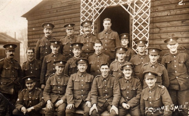 accrington pals from the somme to arras trench raids